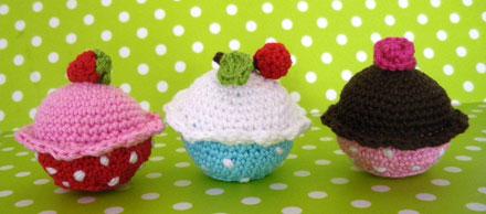 Muffins Selber Häkeln Feines Stöffchen Nähen Für Kinder